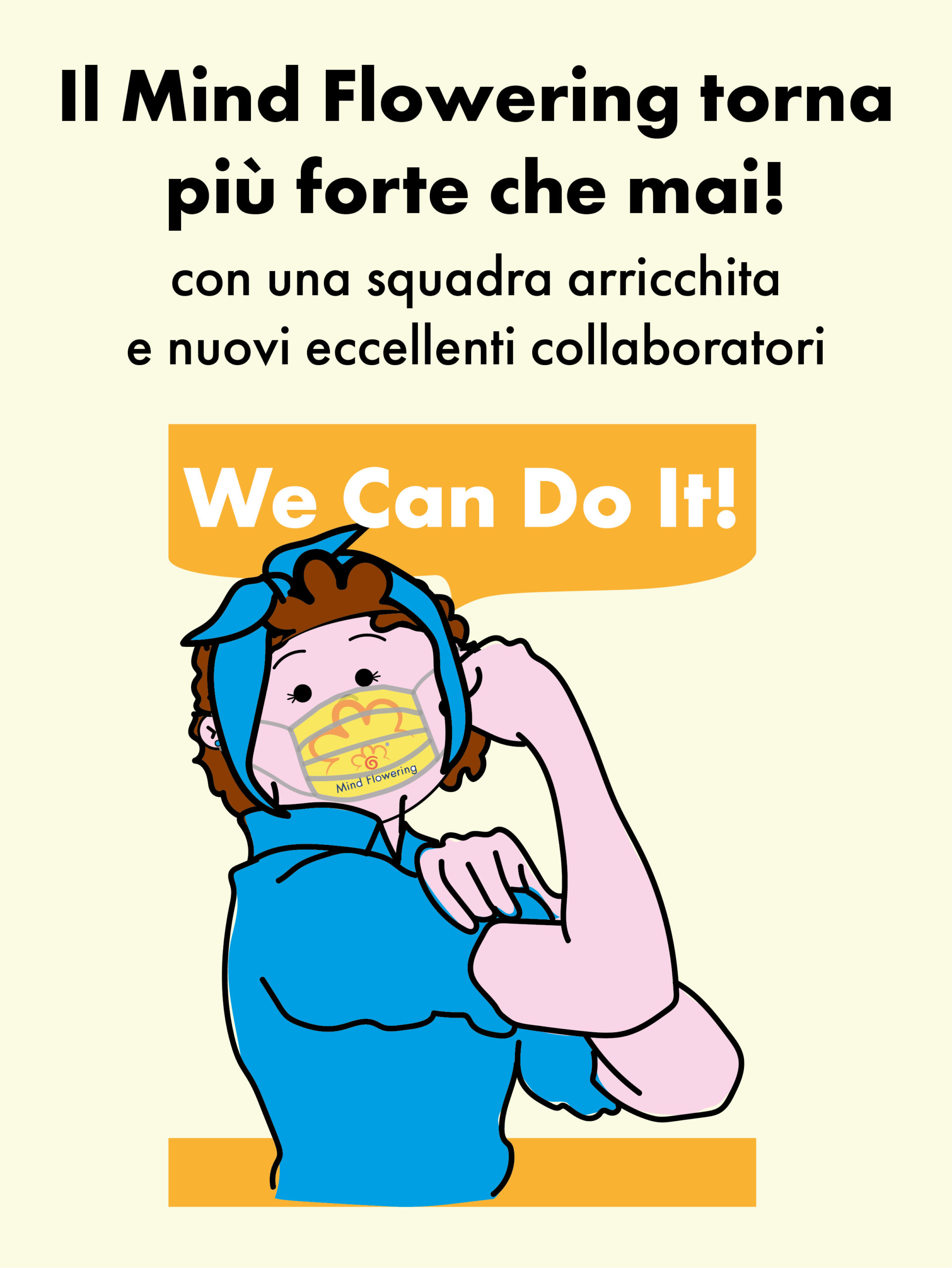 We can do it!2