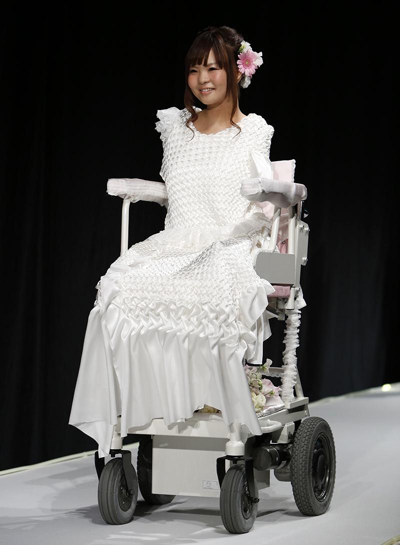 Paralympians Ruled The Runway At Tokyo Fashion Week