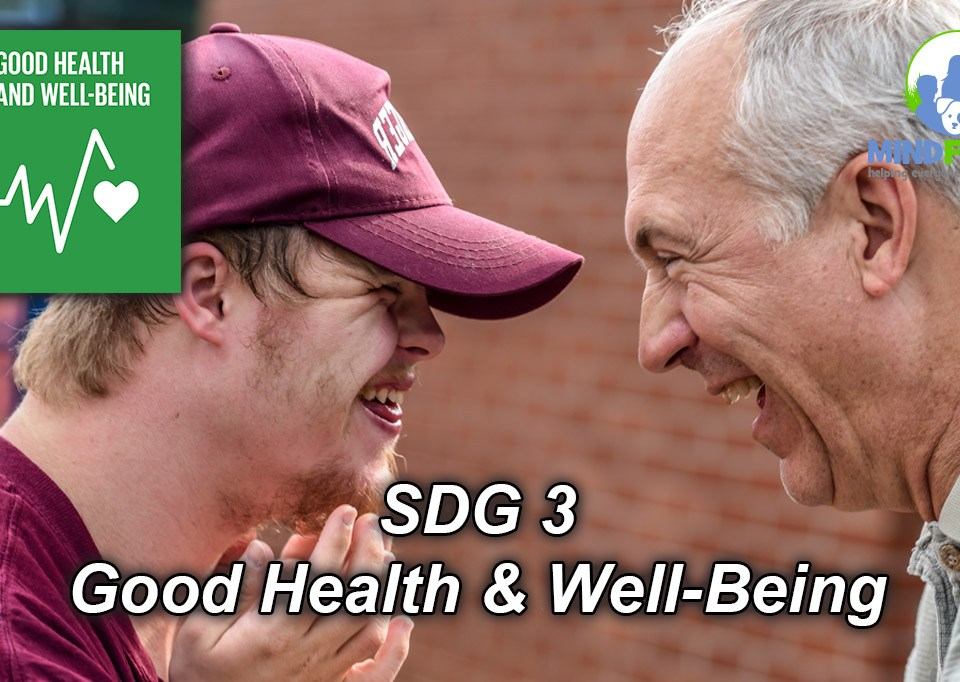 SDG3 - Good Health & Well-Being