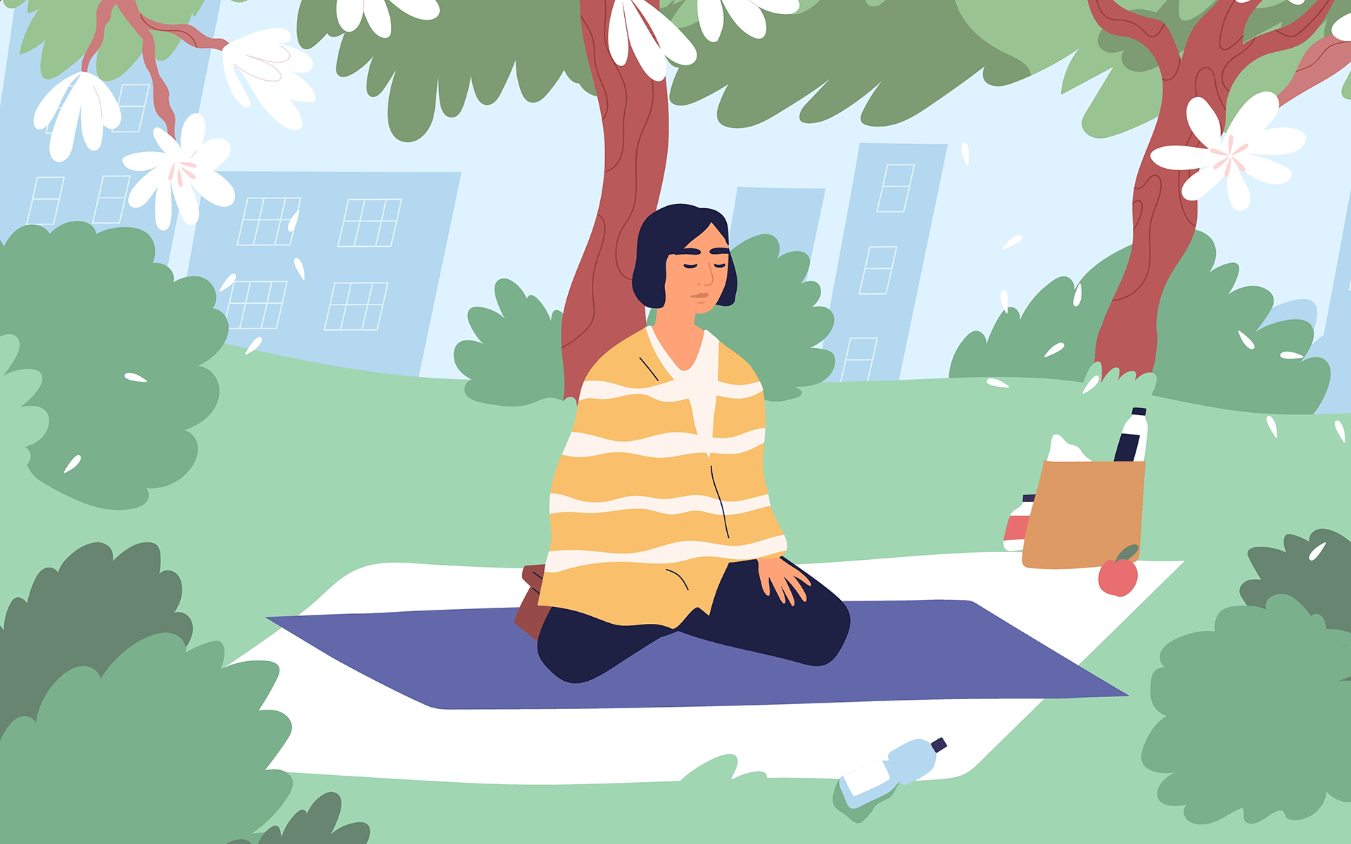 A 12-Minute Meditation for Connecting to Your Body