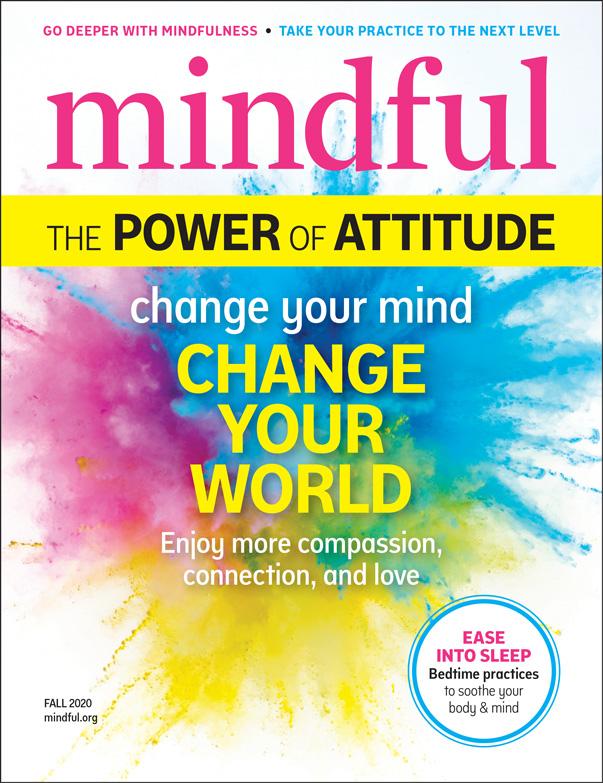 Mindful Magazine - Fall 2020 Issue