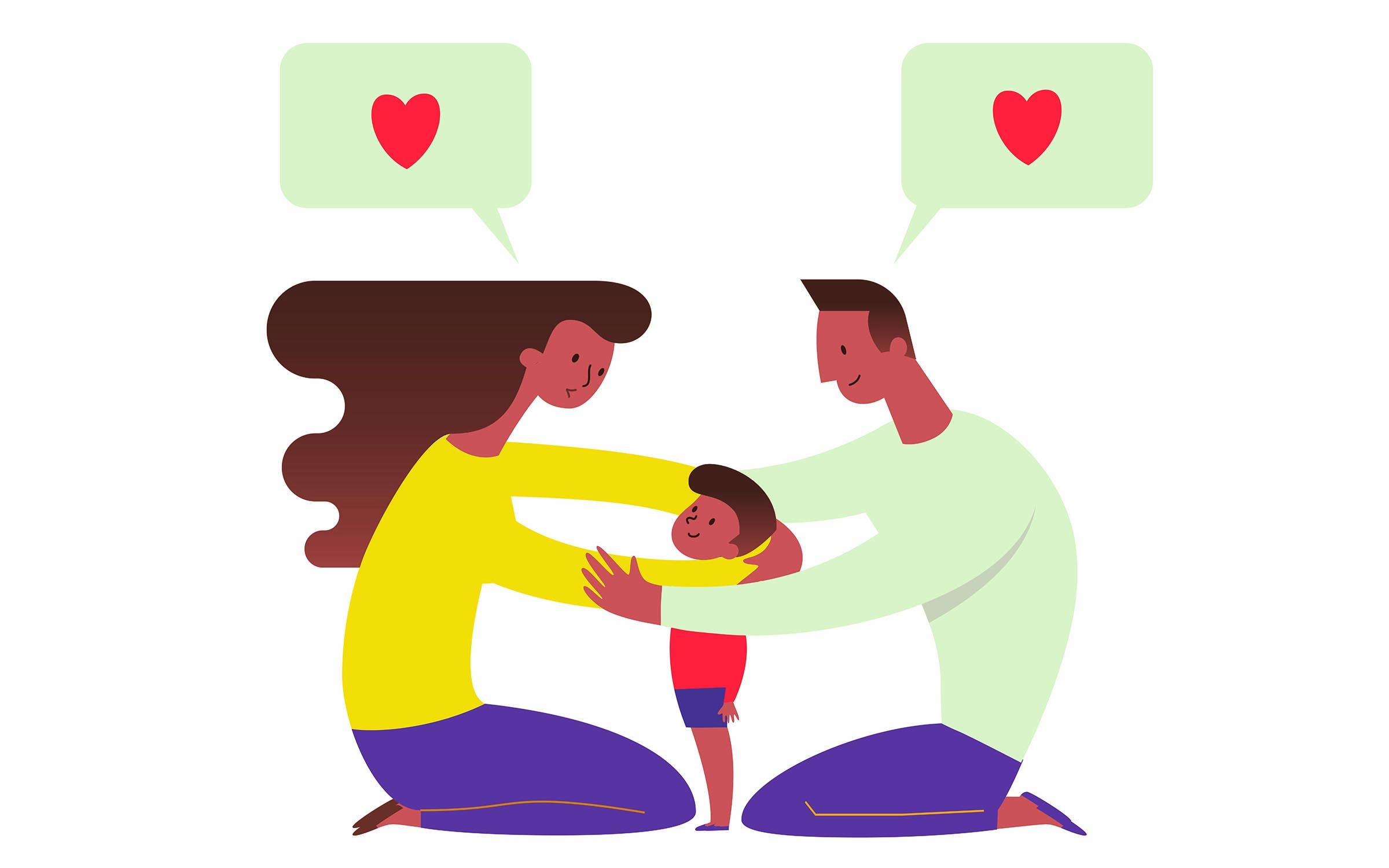 Parents compassion