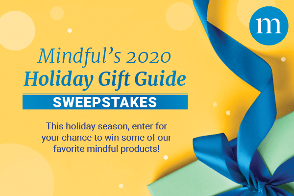 Mindful's 2020 Holiday Gift Guide
