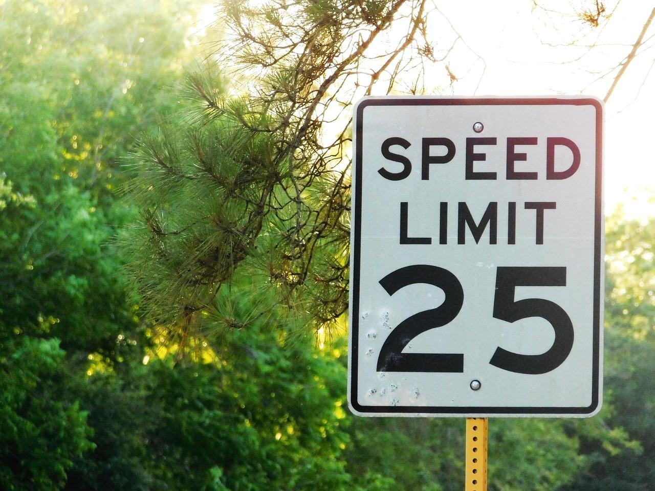 limit, speed, car