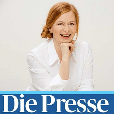 "Esther Narbeshuber in ""DIE PRESSE"""