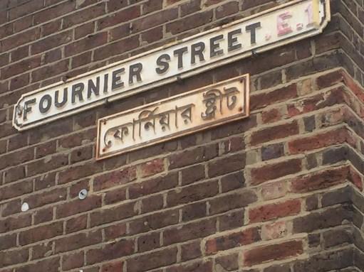 Continental Railway Journeys: Spitalfields - Fournier Street