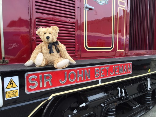 Continental Railway Journeys: Bertie meets Sir John!