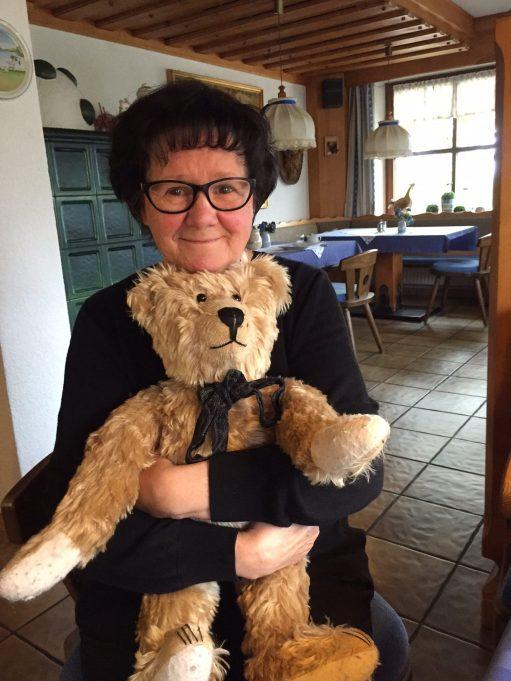 Austria: Gerda Castelijns — thank you and good luck for the future.