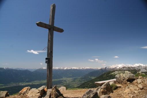 Austria: Towards the Dolomites and Italy.