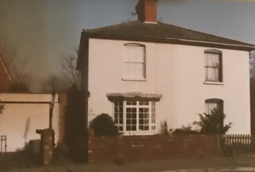 Laurel Cottage 1998 (left-hand side, with Vitae Cottage right half).