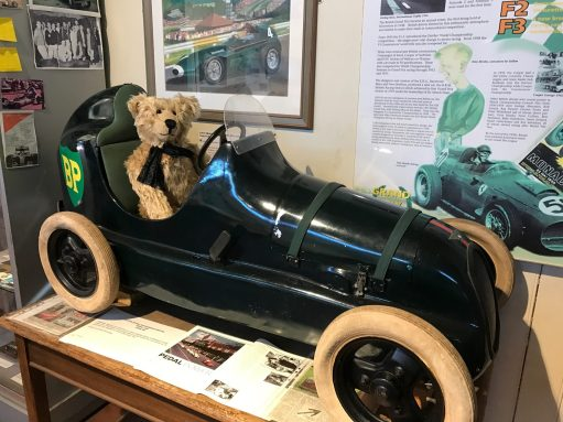 Teddy Bears' Picnic: Brooklands Museum.
