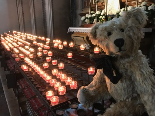 Holidays: Lighting a Candle For Diddley - and Everyone.