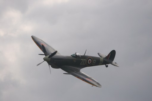 Flying Legends Duxford: Spitfire