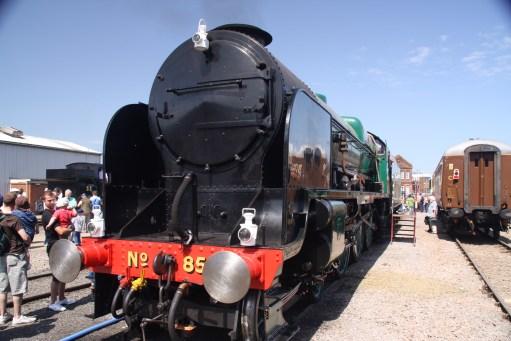 Bob the Big Noisy Engine: Lord Nelson.