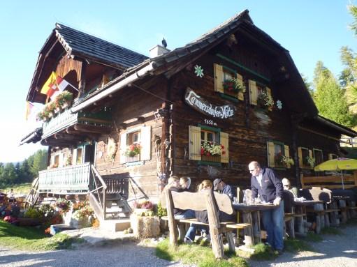 Lammersdorf: Lammersdorfer hutte
