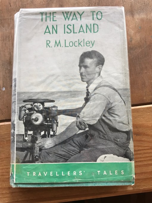 "Kate Strudwick: ""The Way to an Island"" - Ronald Lockley."