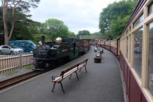 Great Little Trains of Wales: Dduallt.