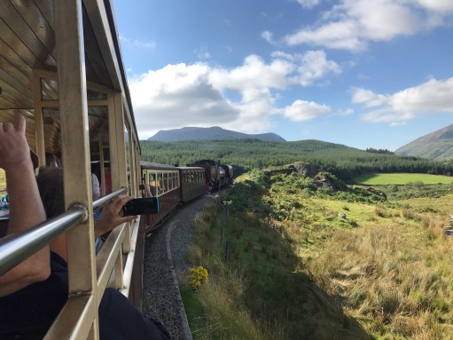 Great Little Trains of Wales: Snowdonia.