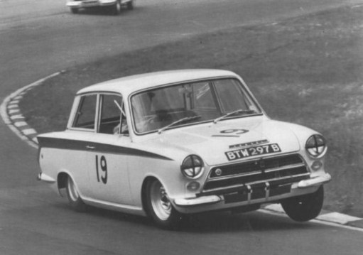 Great Success: Jim Clark's Proper racing Cortina!