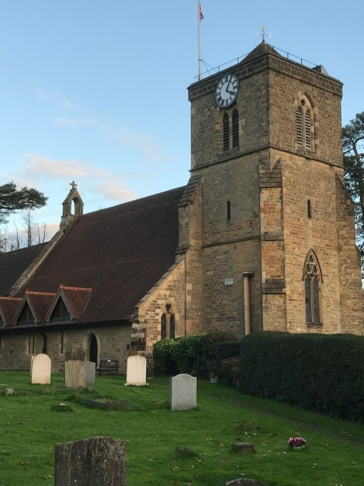 Great Success: St Mary Magdalene, South Holmwood.