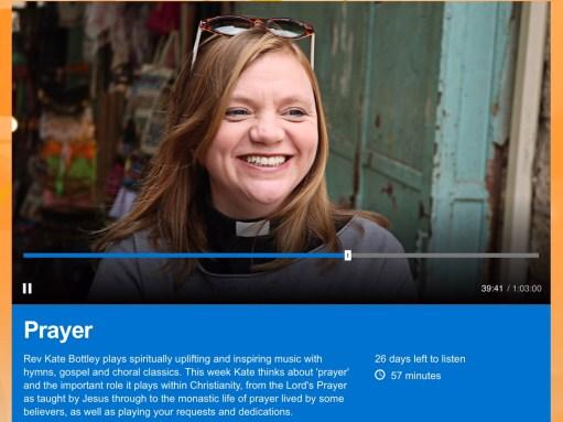 Small Talk Saves Lives: Rev Kate Bottley on Radio 2.
