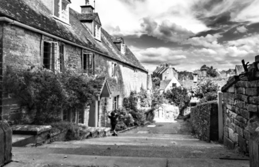Cotswold Granny: Bisley, where Margaret Long grew up. Always remembering that rural England in those days was true hardship. Nowadays the Cotswolds villages are highly sought after bearing no resemblance to working life a century ago.