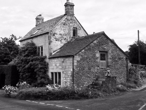 Cotswold Granny: And finally, back to Frank Mansell's House at Salt Box near Sheepscombe. One of his poems described his feelings about selling it to a town dweller. Here it is...