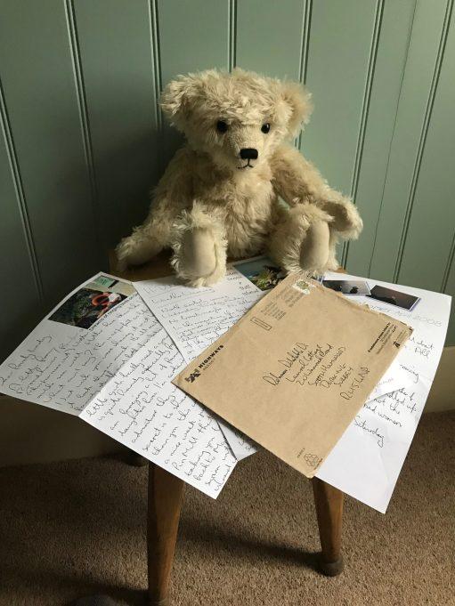 Little White Bear: Love letters from Skomer Island.