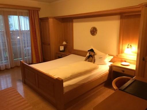 Salzburg: Hotel Garni Sallerhof, Salzburg. Don't know where you're sleeping though, Bobby!