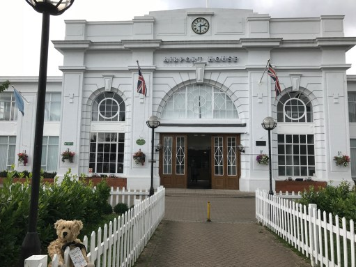 Croydon Airport House. Now the Museum.