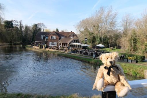 Just Two Hours: The Anchor, Pyrford.