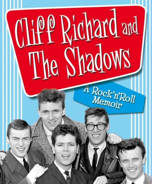 Sir Cliff Richard: What great days they were.