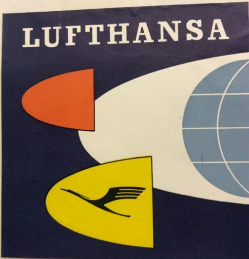 Trevor and Henry: Lufthansa. Germany
