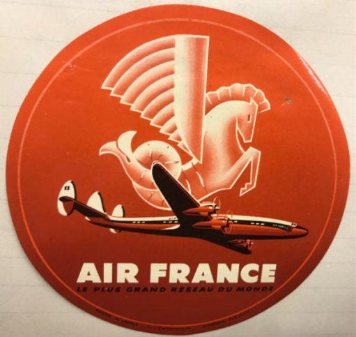 Trevor and Henry: Air France.