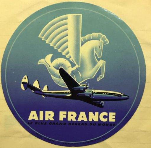 Trevor and Henry: Air France