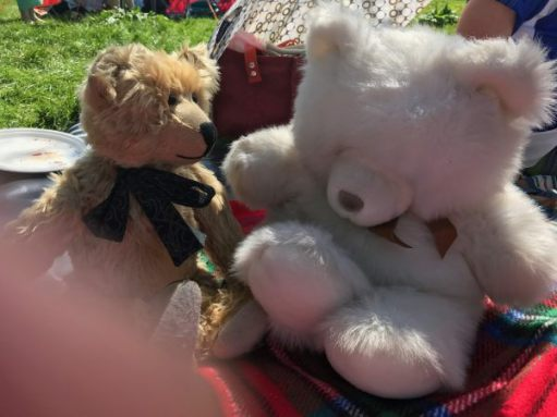 "Teddy Bears' Picnic: ""Gawd! He's like a big powder puff!"""