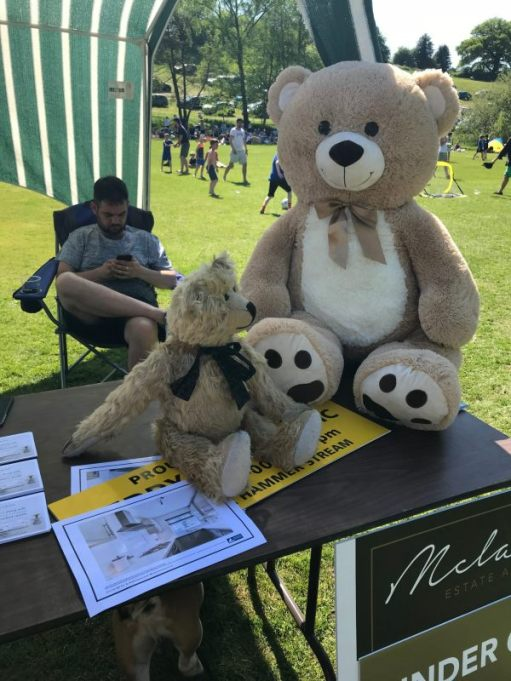 "Teddy Bears' Picnic: ""Corrr. Under offer? For what?"""