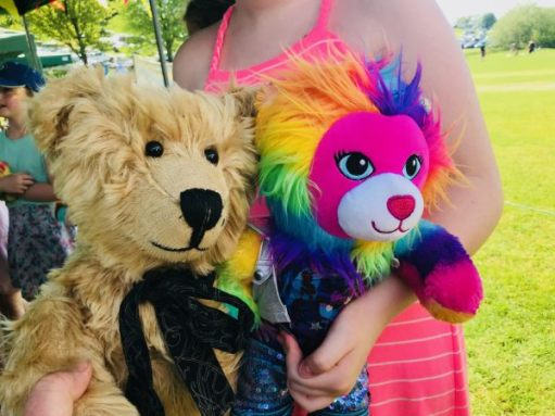 Teddy Bears' Picnic: Most colourful, maybe?