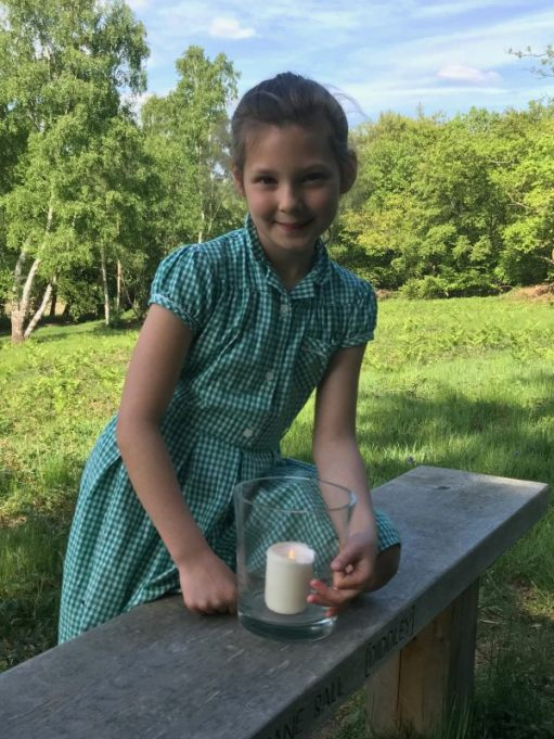 Teddy Bears' Picnic: Lighting a Candle for Diddley - Kyla May.