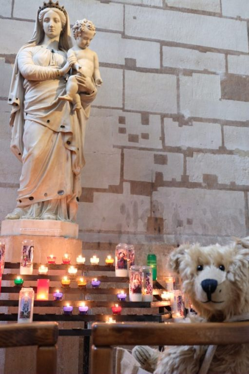 The Cuckoo: Lighting a Candle for Diddley - The Basilica of St Denis