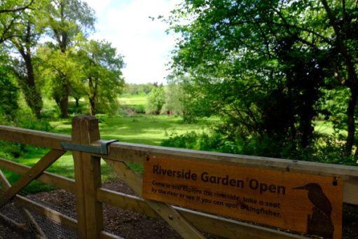 Halcyon Days: Riverside Garden.