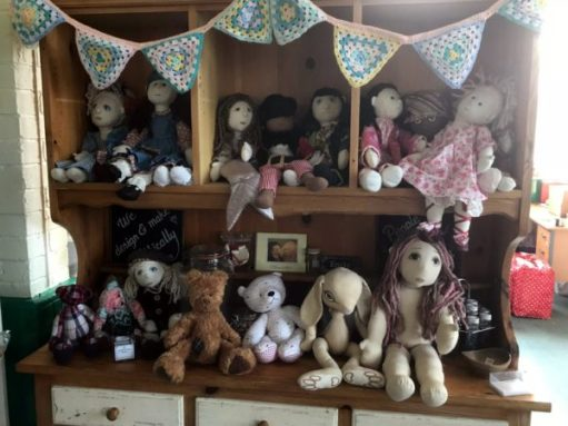 Missed you Bertie: Dolls too.