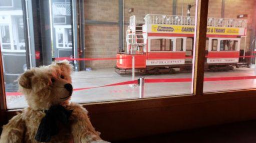Miised You Bertie: The terminus.