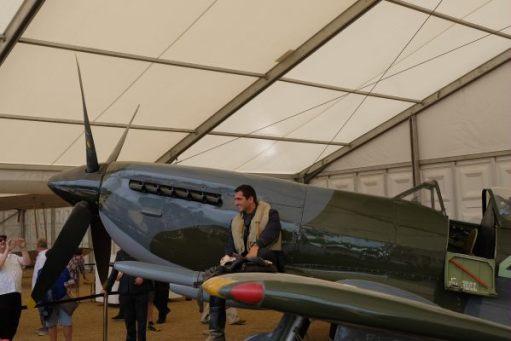 RAF 100: Spitfire.