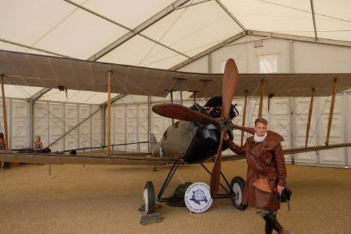 RAF 100: BE2