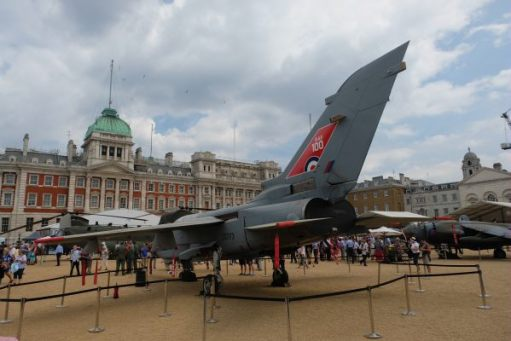 RAF 100: Tornado