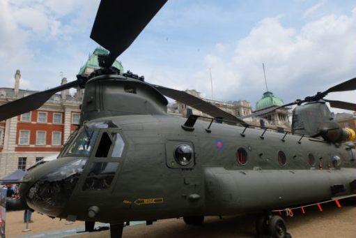 RAF 100: Chinook