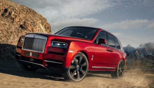 Rolls-Royce: For loveable, friendly surfer Rob a new special edition Ghost just for him…