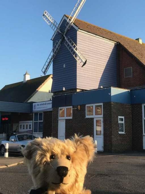 Goldilocks and the Three Bears: The Windmill Theatre Littlehampton.