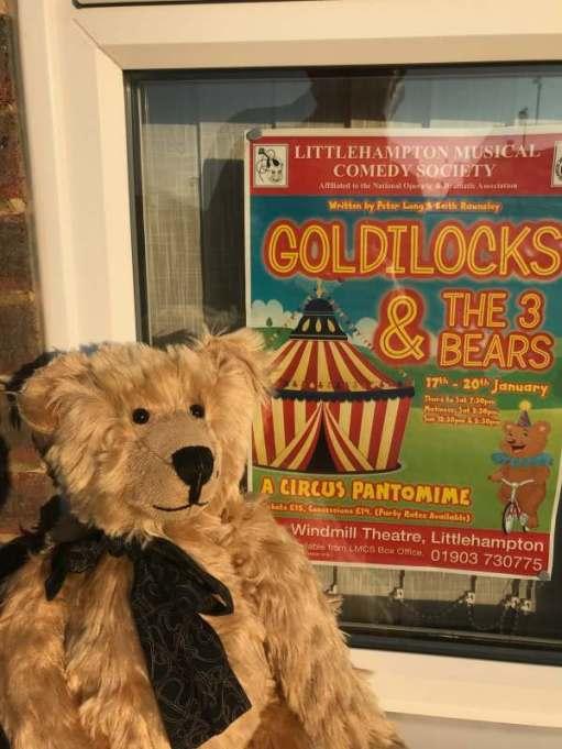 Goldilocks and the Three Bears: Waiting to go in…